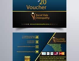 hasibulhassan011 tarafından Redesign Gift Voucher graphic için no 20