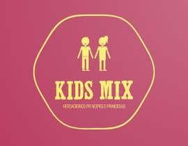#7 para Fazer o Design de um Logotipo = Kids Mix por mariotandala2020