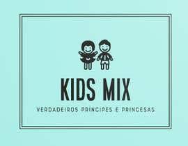 #8 para Fazer o Design de um Logotipo = Kids Mix por mariotandala2020