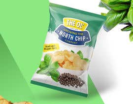 #34 for Need a packet of chips designed. Front and back. by fahimasad27