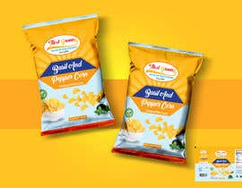 #61 for Need a packet of chips designed. Front and back. by ibrahimkhalil199