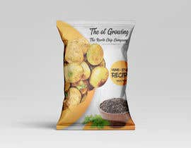 #10 for Need a packet of chips designed. Front and back. by karimulislam5