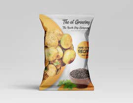 #12 for Need a packet of chips designed. Front and back. by karimulislam5