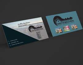 #625 для business card design от armanbhuyianjoy