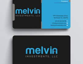 #653 for Business Card Design by techatiq378