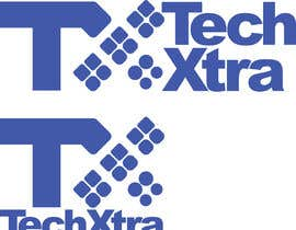 #47 para Logo Design for TechXtra por stanbaker