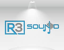 Nro 144 kilpailuun LOGO DESIGN for R3 Sound käyttäjältä lipib940