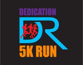 #50 untuk Design a Logo for Dedication Run oleh GeekDesign16
