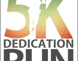 michaelstearns tarafından Design a Logo for Dedication Run için no 26