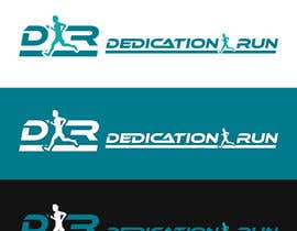 chanmack tarafından Design a Logo for Dedication Run için no 370