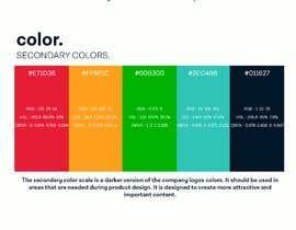 #202 untuk Complete Brand Book, Company Design Guideline oleh cliwajc