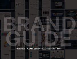 #286 untuk Complete Brand Book, Company Design Guideline oleh sujain2016