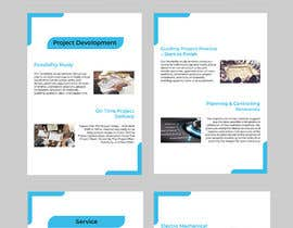 #25 for Corporate Profile Design needed, Should be Elegant and professional only. af SadirulRafi