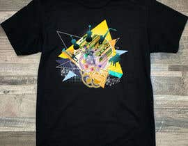#55 для Fine Arts Society T-shirt Design от varuniveerakkody