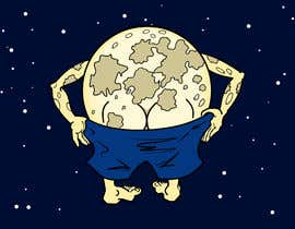 #26 for Mooned by the Moon af pusztineagnes