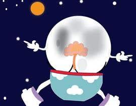 #23 untuk Mooned by the Moon oleh depacdesigns