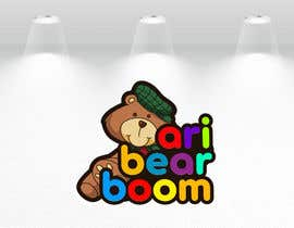 #38 untuk Logo creation for child's YouTube channel, similar to 'Ryan's toy review' and 'Janet and Kate'. This will be a PRIVATE YouTube channel. The account name will be AriBearBoom. Account for mostly playing video games. Needs to be fun, bright and colourful. oleh eddesignswork