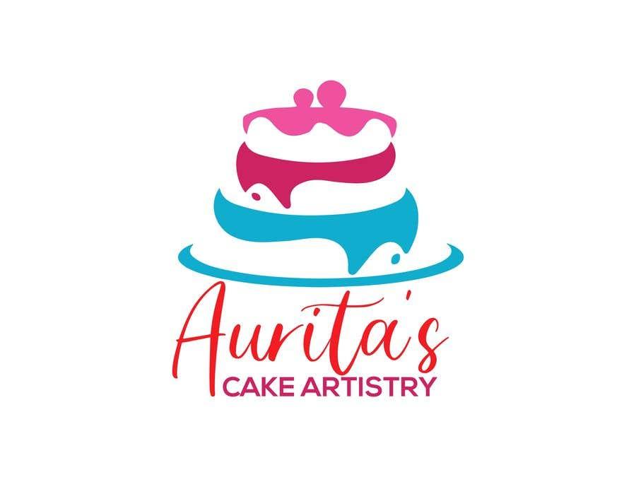 Inscrição nº                                         39                                      do Concurso para                                         Need logo, label with logo, ingredient label, mini cake sticker & fridge magnet design.