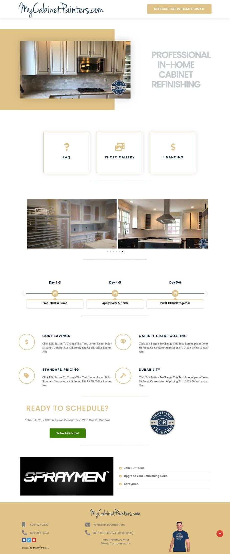 Kilpailutyö #                                        49                                      kilpailussa                                         Design and Build a Website - Awesome Responsive Wordpress site