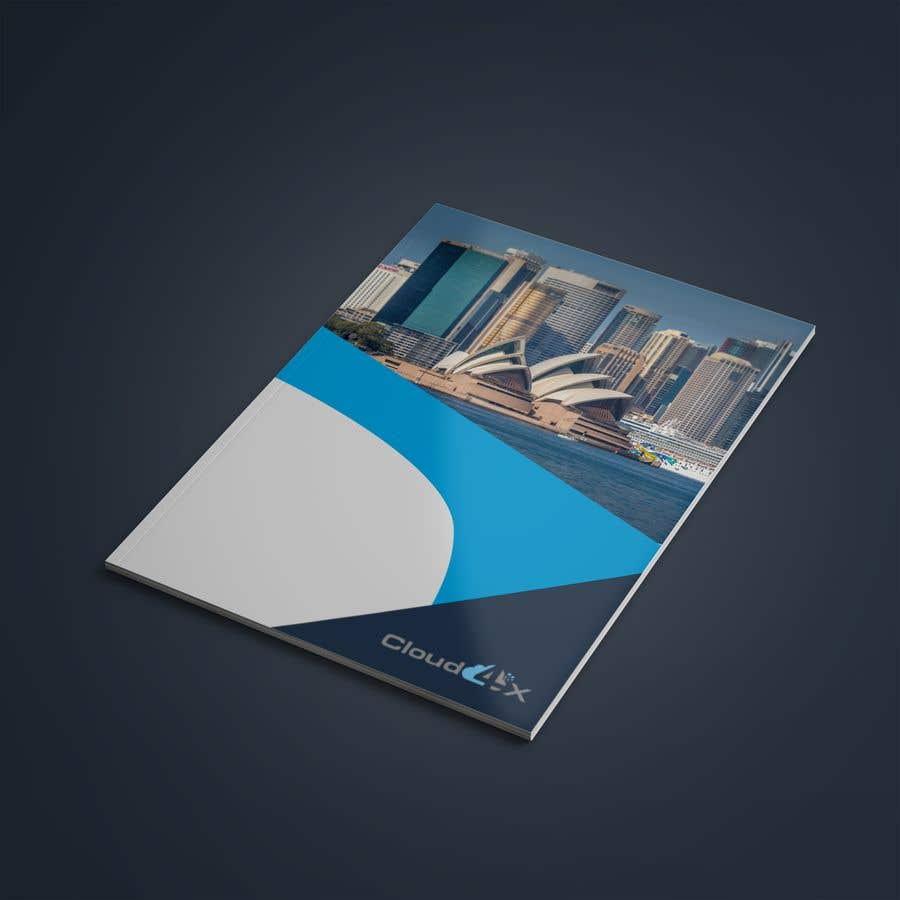 Kilpailutyö #                                        2                                      kilpailussa                                         Corporate Brochure