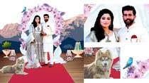 Graphic Design Entri Peraduan #9 for Wedding Card Illustration