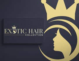 #70 for Create a logo for a hair extension company by Designnwala