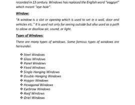 Nro 30 kilpailuun Write blog content for given topics käyttäjältä usmaanjanjua1010