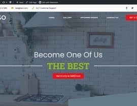 #17 for Landing Page with payment gateway by Opu404