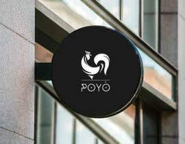 #439 for Restaurant Logo Needed -  POYÒ - by mosiurshah