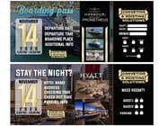 Invitation to Exclusive Event - Boarding Pass Style için Graphic Design3 No.lu Yarışma Girdisi