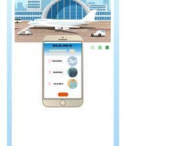 Nro 29 kilpailuun Build a wireframe with fully mocked up images/logos/placeholders with an intuitive, modern design käyttäjältä muhammadsujat88
