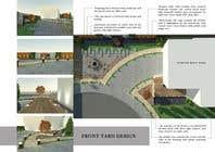 3D Design Entri Peraduan #37 for 3D landscape yard design