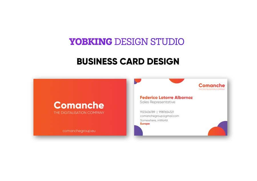 Contest Entry #                                        141                                      for                                         Awesome, professional Business card