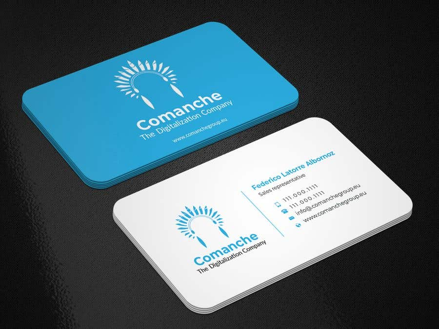 Contest Entry #                                        6                                      for                                         Awesome, professional Business card