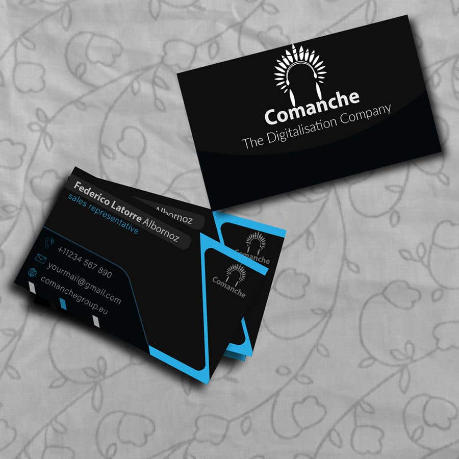 Contest Entry #                                        134                                      for                                         Awesome, professional Business card