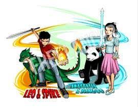 Nro 44 kilpailuun Create anime characters from a book my son has written käyttäjältä zainuldz
