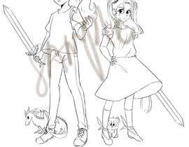 izznadia6 tarafından Create anime characters from a book my son has written için no 38