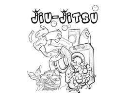 #31 for Jiu Jitsu Laundry af berragzakariae