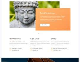 #30 for A Professional Web Designer is require to design a Buddhist Charity Website af faridahmed97x