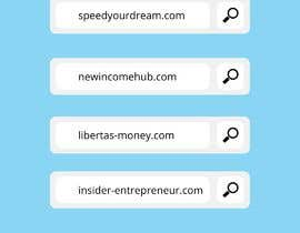 #70 untuk Come up with a blog domain name (that's available) oleh rafaelavetuschi