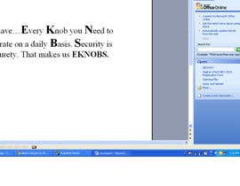 #4 for Need a slogan for Eknobs.com af jjenice14