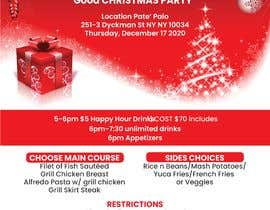 #10 for 2020 Christmas Flyer by jeewa10