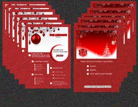 #29 for 2020 Christmas Flyer by Zakariahossain56