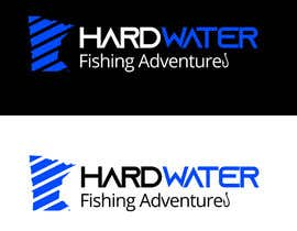 #139 untuk Create a Logo for HardWater Fishing Adventures oleh khusssh