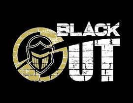 #34 untuk logo for t-shirt - Blackout oleh emonestiak7