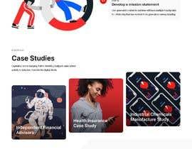Nro 15 kilpailuun Simple Wordpress for Consultancy käyttäjältä nasima07