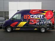 Graphic Design Contest Entry #145 for Design a RACING STYLE wrap for our new VW Crafter van
