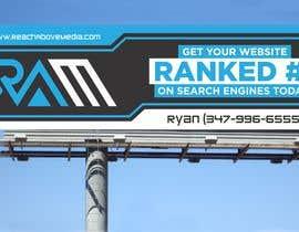 #127 для Banner for billboard от prabhjotsajjan