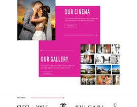 #23 untuk Wedding Photography Website Design oleh kewlneha