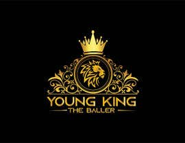 "#15 untuk Logo for ""Young King the Baller"" oleh galib2611"